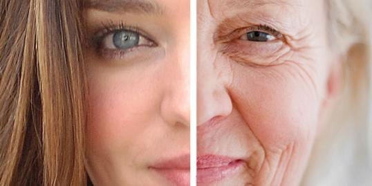 ten tips to look younger
