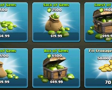How to Get Free Gems in Clash of Clans