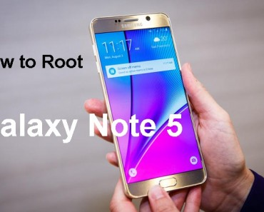 How to Root a Galaxy Note 5