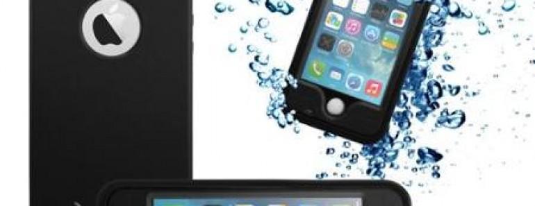 Waterproof smartphone cases