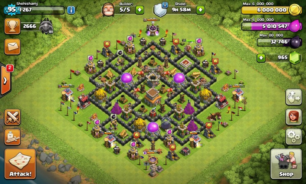 clash of clans game free download for computer