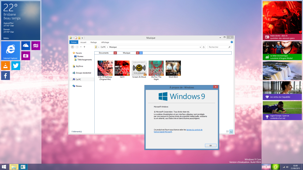 windows 9 coming soon