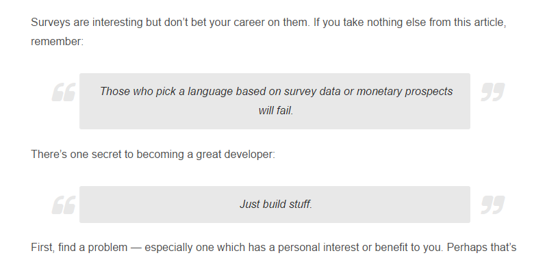 top 10 programming language
