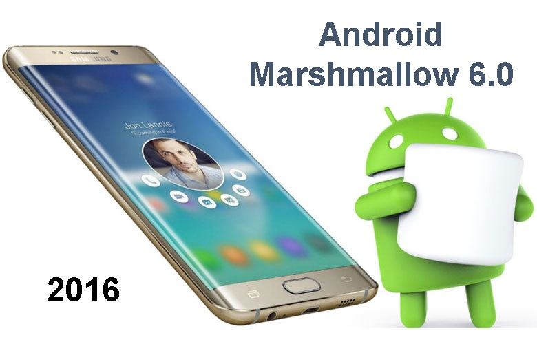 Android Marshmallow 6.0 Samsung Smartphone list