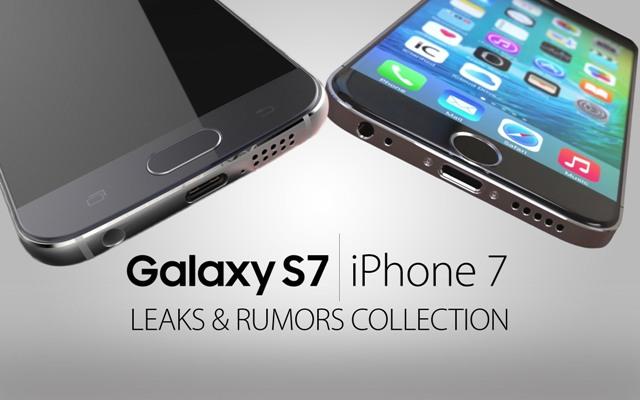 Samsung Versus iPhone 2016