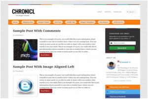 premium blogger templates