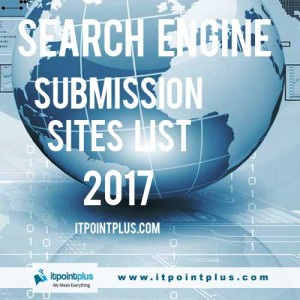 Download Search Engine Submission Sites List 2017 Free