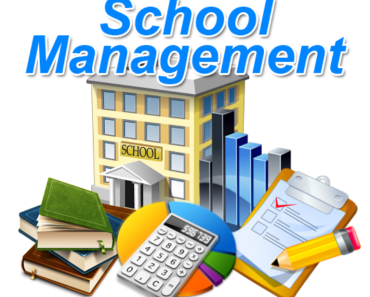 School Management System Project in C# .net